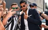 Emre Can và những 'hàng khủng' miễn phí của Juventus