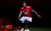 Cận cảnh: Fred ra mắt Man United chất hơn cả Sanchez