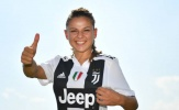 Đánh bại Milan, Juventus chào đón 'bông hồng' Ba Lan tới Ý