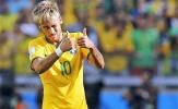 Trước thềm chung kết, Neymar hào hứng làm 'Mr ba phải'