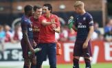 Aubameyang ca ngợi Emery sau khi lập hat-trick trong 17 phút