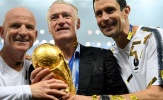 Pháp vô địch World Cup 2018: Hãy tôn trọng thầy trò Deschamps!