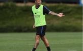 Càng tập, Nainggolan càng thích Inter