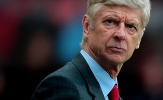 HLV Wenger nói lời gây sốc với Arsenal