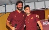 """""""Không Alisson, AS Roma vẫn sống tốt"""""""