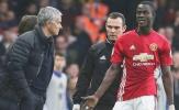 Man Utd nguy khốn, Mourinho liền 'trao ấn kiếm' cho 3 cầu thủ