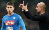Phản ứng bất ngờ của Pep khi bị Chelsea 'cướp' Jorginho