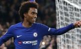 XONG: Chelsea đón tân binh thứ 2, Willian rất gần Man Utd