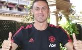 Matic hội quân Man Utd ở Mỹ, Sanchez có thể ra sân vào ngày mai