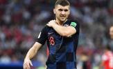 Arsenal 'ủ mưu' giật sao Croatia trước mũi Man Utd