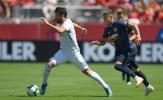 Man Utd có thể đã tìm thấy 'nhân tố mới' cho đội 1 sau trận hòa San Jose