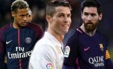 10 VĐV kiếm tiền giỏi nhất trên Instagram 2018: Ronaldo vượt Messi, Neymar