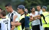 NHM vây lấy Ronaldo, trận đấu của Juventus hủy sớm 20 phút