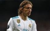 XÁC NHẬN: Luka Modric CHẮC CHẮN bỏ lỡ trận tranh Siêu cúp châu Âu