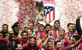 Nhấn chìm Real trong cơn mưa bàn thắng, Atletico đoạt danh hiệu Siêu cúp châu Âu