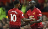 10 tiền đạo có hiệu suất tốt nhất trong 5 trận đầu mùa: Lukaku thua Rashford