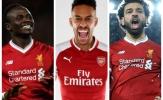 6 cầu thủ châu Phi đắt đỏ nhất thế giới: Ngoại hạng Anh thâu tóm 'báu vật'