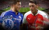 Chelsea chạm trán Arsenal: Bùi ngùi nhớ về quá khứ