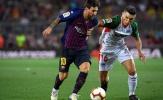 Chấm điểm Barca: Suarez kém duyên; Messi rực sáng