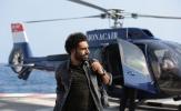 Đến gặp Ramos, trông Salah 'ngầu' như 007
