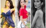 Bỏng mắt với loạt ảnh người mẫu ngực trần cháy hết mình vì U23 Việt Nam