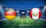 01h45 ngày 10/09, Đức vs Peru: 'Cỗ xe tăng' đánh nhanh diệt gọn