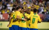 Tân binh Liverpool 'chơi chiêu', Brazil có chiến thắng đầu tiên hậu World Cup