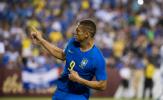 Lần đầu đá chính tại Brazil, Richarlison đã 'ăn đứt' Neymar về khoản này