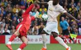 Chơi trò 'bẩn', Ben Foster vẫn không thể ngăn Lukaku ghi bàn