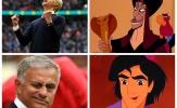 Có một cuộc tử chiến giữa Wenger và Mourinho tại... Disney