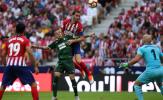 Góc Atletico Madrid: Hụt hơi ngay từ vạch xuất phát