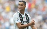 'Ronaldo chỉ ăn may thôi'