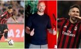 3 sao AC Milan từng là đồng đội tại Liverpool