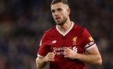 'Henderson vẫn là một thủ lĩnh mà Liverpool cần'