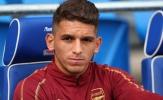 CĐV Arsenal choáng váng với tình huống cản phá bất chấp của Torreira
