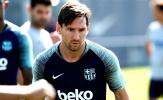 Lionel Messi 'cưa sừng làm nghé'