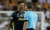 NÓNG: Đã rõ án phạt dành cho Ronaldo?