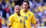 Vượt mặt đàn anh, Ibra khẳng định mình là số một Thụy Điển