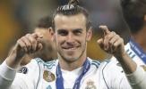 Bale có lý do để nói rằng Real đoàn kết hơn khi Ronaldo ra đi