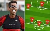 Đấu Southampton, Liverpool ra sân với đội hình nào?