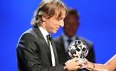 Giành giải The Best đầy thuyết phục, vì sao Modric vẫn cảm thấy.. buồn?