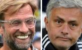 Vì Klopp, Mourinho bị lôi ra xỉ vả