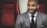 Chính thức: Thierry Henry rời tuyển Bỉ, dẫn dắt CLB Ligue 1