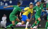 Neymar lập cú đúp kiến tạo, Brazil thắng nhẹ chờ chiến Argentina