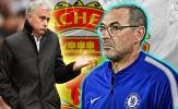 4 lý do khiến Mourinho phải 'ngả mũ' trước Maurizio Sarri