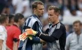 Tuyển Đức sa sút: Tới lúc Ter Stegen thay thế Neuer