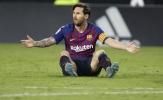 Nóng: Barelona phủ nhận việc muốn gia hạn với Messi