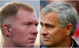 Tại sao Scholes lại là 'cơn ác mộng tồi tệ nhất' của Mourinho?