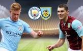 21h00 ngày 20/10, Man City vs Burnley: Đánh nhanh diệt gọn