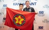 Bryan Robson - huyền thoại MU đến Việt Nam giao lưu khách hàng VIP của Kansai Paint